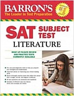 Barron's SAT Subject Test Literature (Paperback, 6)
