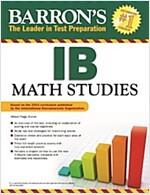 Barron's Ib Math Studies (Paperback)