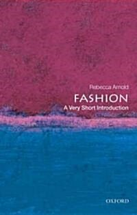 Fashion: A Very Short Introduction (Paperback)