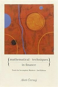 Mathematical techniques in finance : tools for incomplete markets 2nd ed