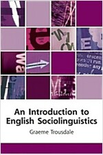An Introduction to English Sociolinguistics (Paperback)