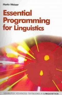Essential programming for linguistics