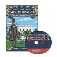 Merlin Mission #19 : Abe Lincoln at Last! (Paperback + CD