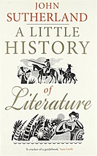 A Little History of Literature (Paperback)