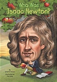 Who Was Isaac Newton? (Paperback)