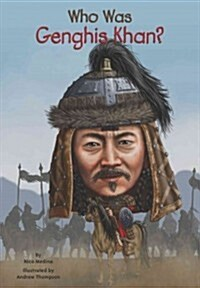 Who Was Genghis Khan? (Paperback)