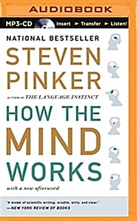 How the Mind Works (MP3 CD)