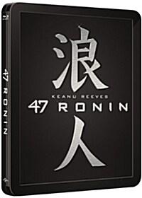 [3D 블루레이] 47 로닌 : 스틸북 한정판 콤보팩 (2disc: 3D+2D)