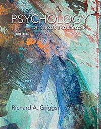 Psychology : a concise introduction 4th ed