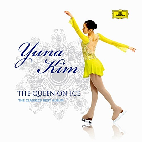 김연아(Yuna Kim): The Queen On Ice [2CD+보너스 DVD+70p 부클릿]
