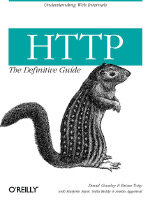 HTTP : the definitive guide 1st ed