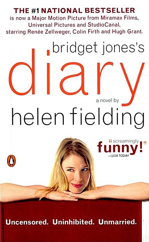 [중고] Bridget Joness Diary (Paperback)