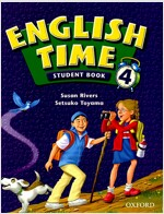 English Time 4: Student Book (Paperback)