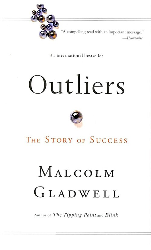 Outliers : The Story of Success (Mass Market Paperback, 미국판, International)