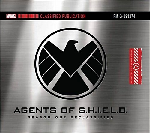 Marvels Agents of S.H.I.E.L.D.: Season One Declassified Slipcase (Hardcover)