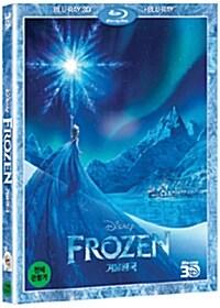 [3D 블루레이] 겨울왕국 : 일반판 콤보팩 (2disc: 3D+2D)