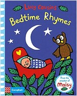 Bedtime Rhymes (Board Book, Illustrated ed)