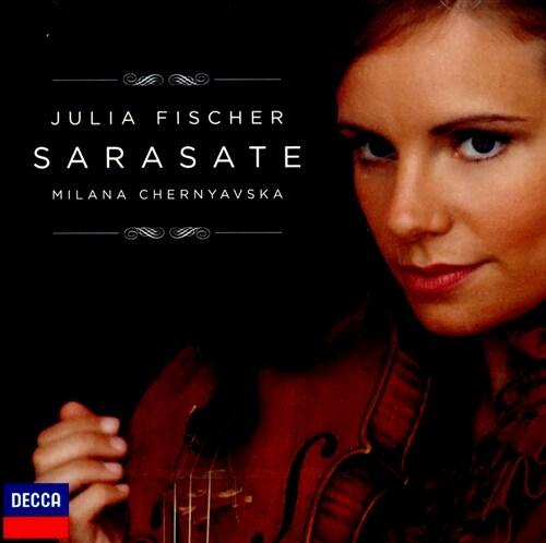 [수입] 율리아 피셔가 연주하는 사라사테