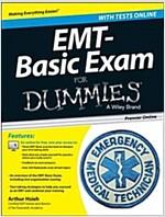 EMT Exam for Dummies with Online Practice (Paperback, Premier)