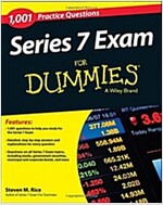 Series 7 Exam for Dummies: 1,001 Practice Questions (Paperback)