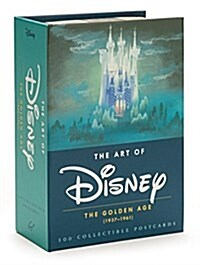 The Art of Disney: The Golden Age (1937-1961) (Novelty)