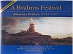 [중고] BRAHMS:BRAHMS FESTIVAL
