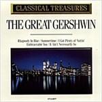 [중고] CLASSICAL TREASURES:GREAT GERSHWIN