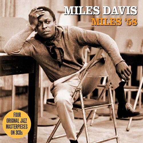 [수입] Miles Davis - Miles 58 [3CD]
