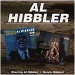 [중고] STARRING AL HIBBLER/HERE'S HIBBLER