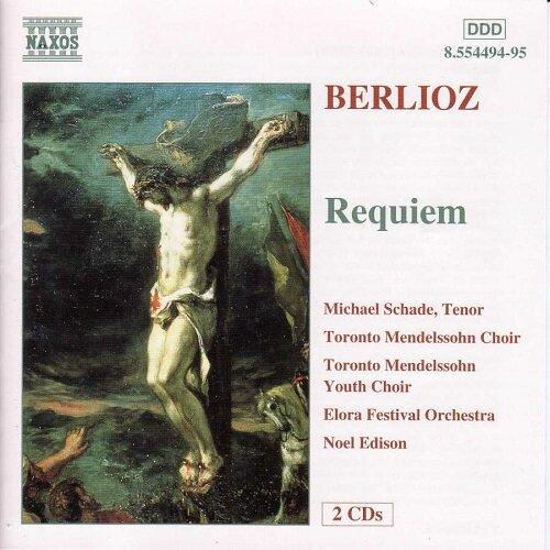 [수입] 베를리오즈 : 레퀴엠 [2CD]