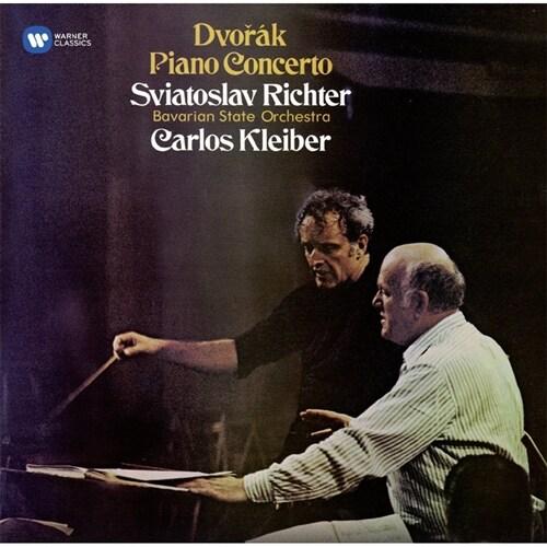 [수입] 드보르작 : 피아노 협주곡 Op. 33 / 슈베르트 : 방랑자 환상곡