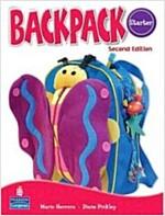 Backpack Starter 2/E Student Book (Paperback, 2, Revised)