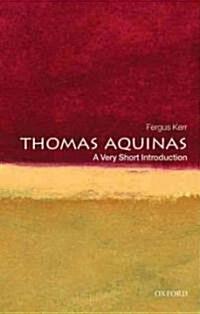 Thomas Aquinas: A Very Short Introduction (Paperback)