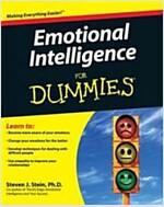 Emotional Intelligence for Dummies (Paperback)
