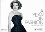 A Year in Fashion (Hardcover)