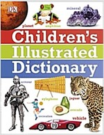 Children's Illustrated Dictionary (Hardcover)