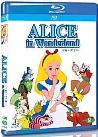 [블루레이] 이상한 나라의 앨리스