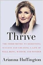 Thrive (Paperback)