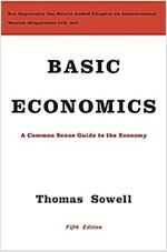 Basic Economics: A Common Sense Guide to the Economy (Hardcover, 5)