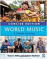 World Music Concise Edition : A Global Journey - Paperback & CD Set Value Pack (Package)