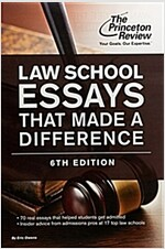Law School Essays That Made a Difference, 6th Edition (Paperback, 6, Revised)