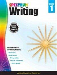 Spectrum Writing, Grade 1 (Paperback)