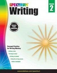 Spectrum Writing, Grade 2 (Paperback)