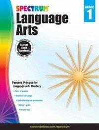 Spectrum Language Arts, Grade 1 (Paperback, CSM)