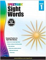 Spectrum Sight Words, Grade 1 (Paperback)