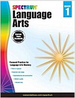Spectrum Language Arts, Grade 1 (Paperback, CSM)