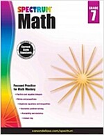 Spectrum Math Workbook, Grade 7 (Paperback)