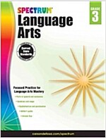 Spectrum Language Arts, Grade 3 (Paperback)