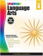 Spectrum Language Arts, Grade 4 (Paperback)