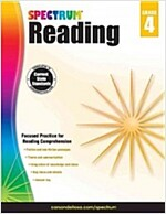 Spectrum Reading Workbook, Grade 4 (Paperback)
